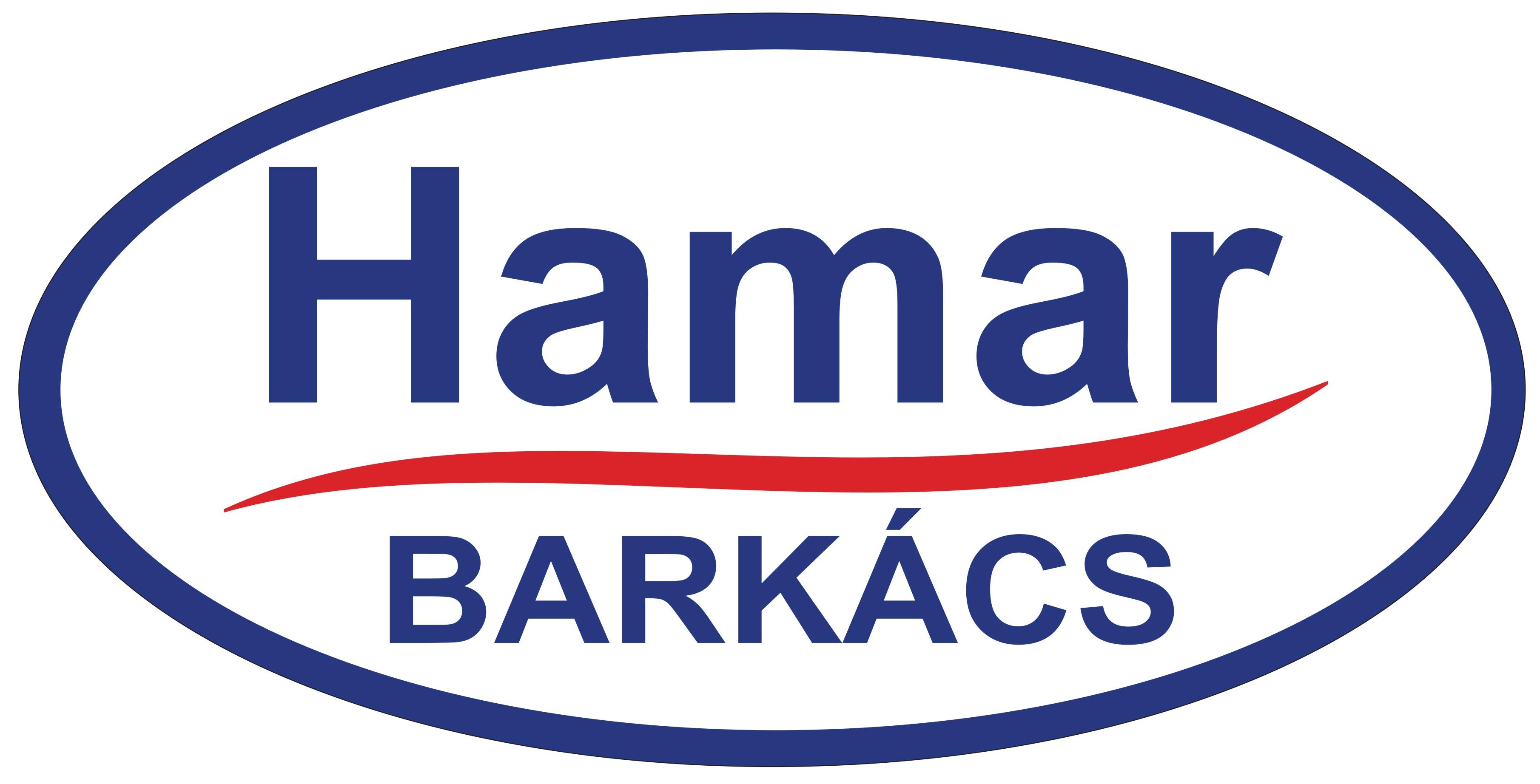 Hamar-Barkács-logo