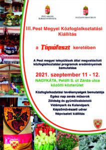 III. Pest Megyei Közfoglalkoztatási Kiállítás